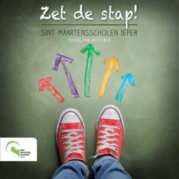 Sint-Maartensscholen Ieper - infobrochure 2017-2018