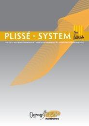Plisse katalog