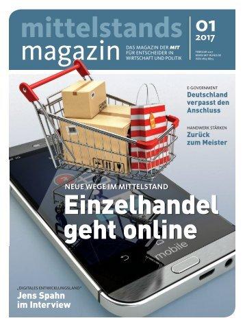 Mittelstandsmagazin 01-2017