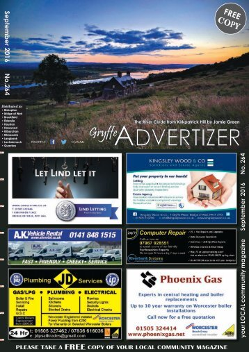 264 September 2016 - Gryffe Advertizer