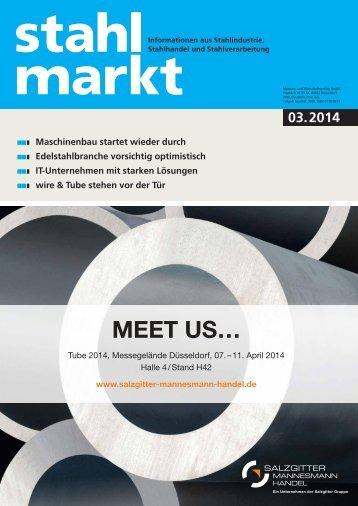 stahlmarkt 3.2014 (März)