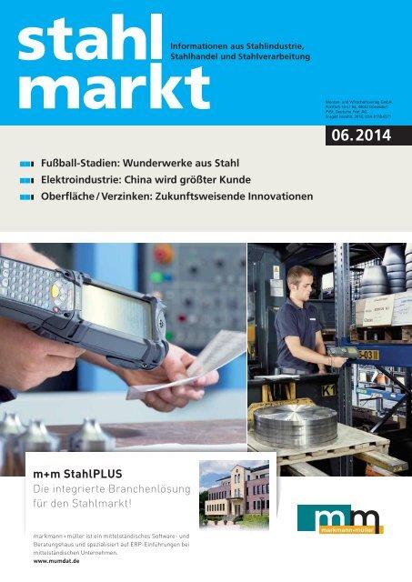 stahlmarkt 6.2014 (Juni)