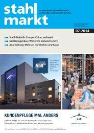 stahlmarkt 7.2014 (Juli)