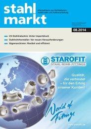 stahlmarkt 8.2014 (August)