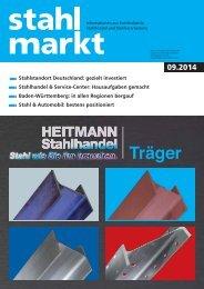 stahlmarkt 9.2014 (September)