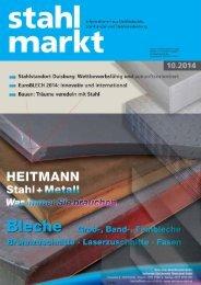 stahlmarkt 10.2014 (Oktober)