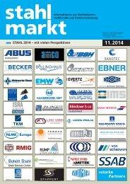 stahlmarkt 11.2014 (November)