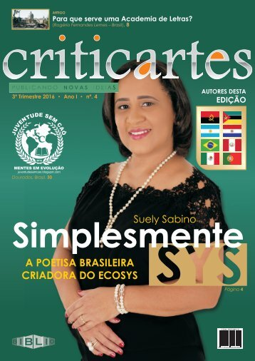 Revista Criticartes 4 Ed