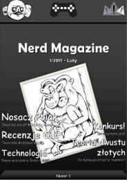 NerdMagazine Demo