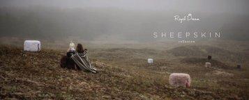 Royal Dream Sheepskin collection catalog 2016-2017
