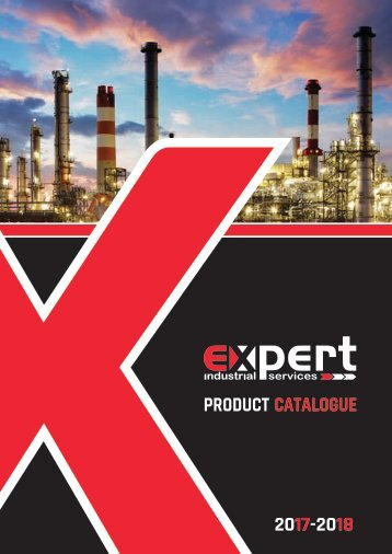 Expert Industrial Services Product Catalogue 2017-2018