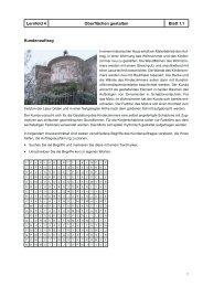 Lernfeld 4 Oberflächen gestalten Blatt 1.1 Kundenauftrag - Christiani