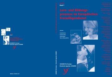 Lern- und Bildungsprozesse im Europäischen Freiwilligendienst