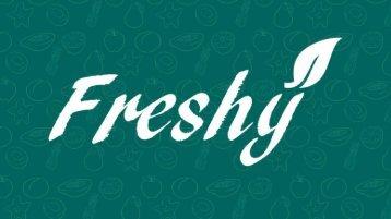 Presentación Freshy
