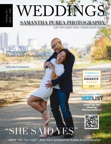 Samantha Purea Photography magazine Issue 1