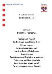 Team - Berufliche Bildung in Hessen