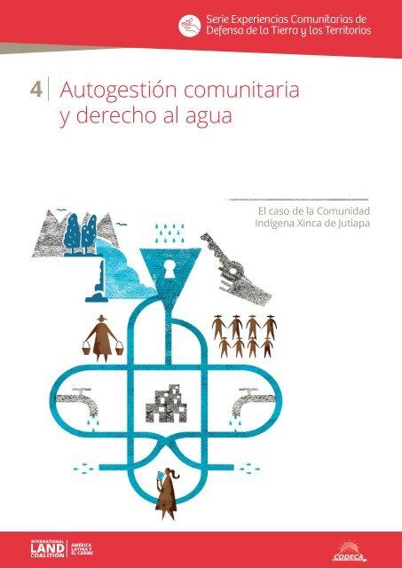 4 Autogestión comunitaria y derecho al agua