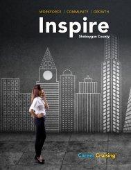 INSPIRE brochure sheboygan
