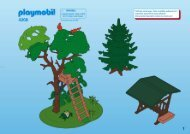 Playmobil 4208 - Notice de montage Playmobil 4208