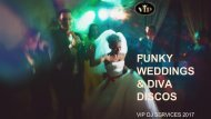 Funky Weddings