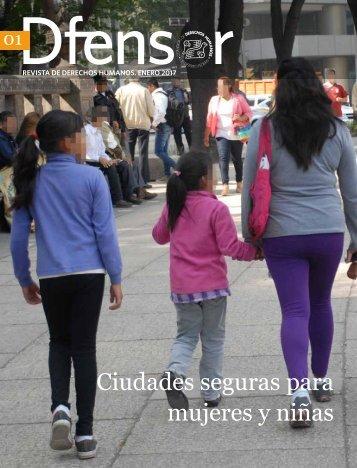 Ciudades seguras para mujeres y niñas
