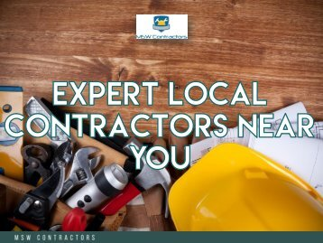 Expert Local Contractors Near You