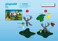 Playmobil 6891 - Notice de montage Playmobil 6891