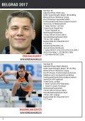 Das DLV-Team bei der Hallen-EM 2017 in Belgrad - Seite 4