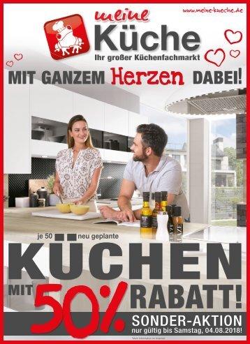 Mega Spar Tage bei Meine Küche in Lüneburg!