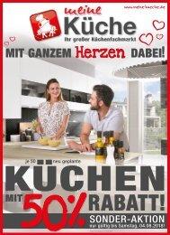 Küchen mit Herz bei Meine Küche in Celle!
