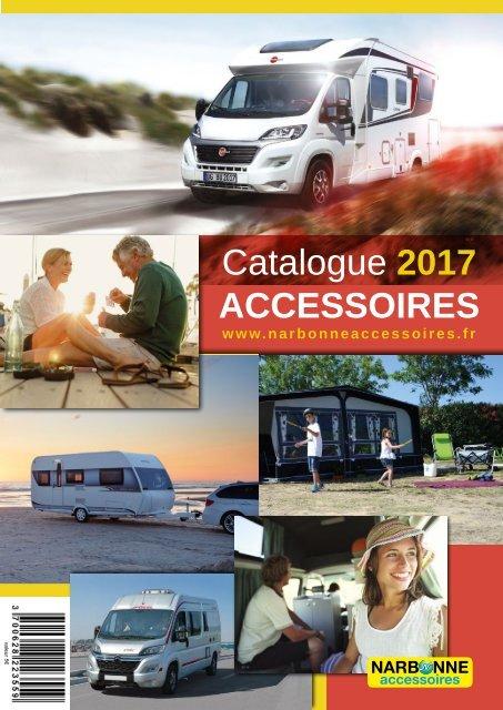 Catalogue Narbonne Accessoires 2017