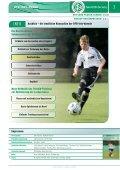 """DFB-Lehreinheit """"spielend Passen lernen """" - Impressum - Seite 3"""