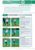 """DFB-Lehreinheit """"spielend Passen lernen """" - Impressum - Seite 5"""