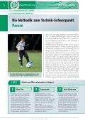 """DFB-Lehreinheit """"spielend Passen lernen """" - Impressum - Seite 6"""
