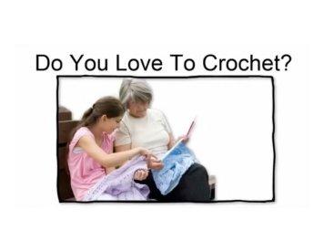 Ergonomic Crochet Hooks – Ergo Hooks allows Painless Crochet