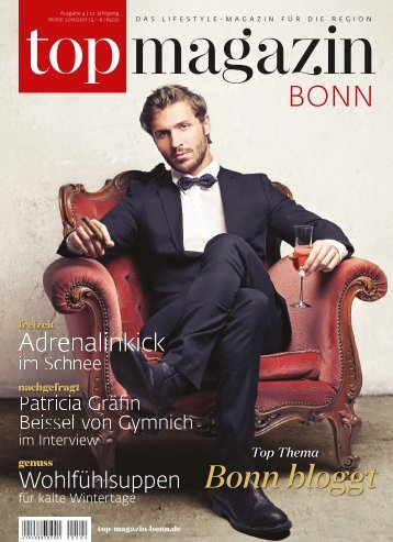 Top Magazin Bonn 2016-04