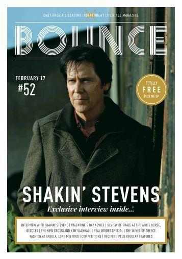 Bounce Magazine February 2017