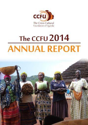 CCFU Annual report 2014