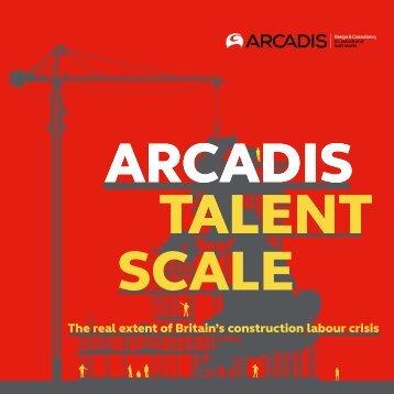 ARCADIS TALENT SCALE