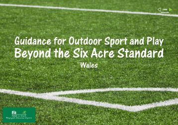 Beyond the Six Acre Standard