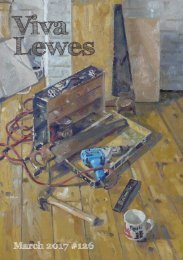Viva Lewes Issue #126 March 2017