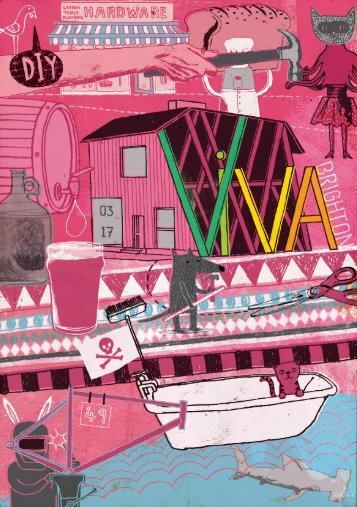 Viva Brighton Issue #49 March 2017