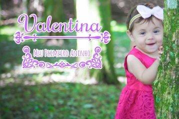 Previa - Album Valentina
