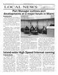 Caribbean Times 5th Issue - Friday 24th February 2017 - Page 6