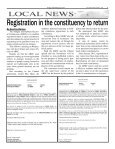 Caribbean Times 5th Issue - Friday 24th February 2017 - Page 7