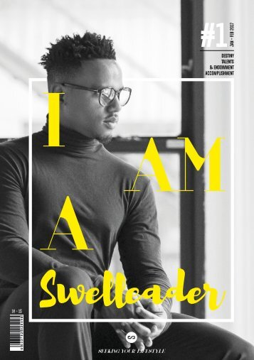 I AM A SWELLEADER #1 English Edition