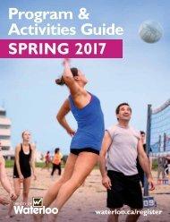 Program & Activities Guide