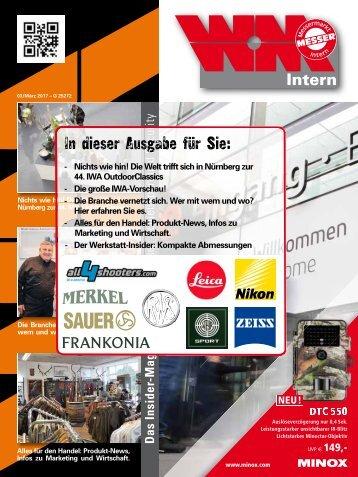Waffenmarkt-Intern 03/2017