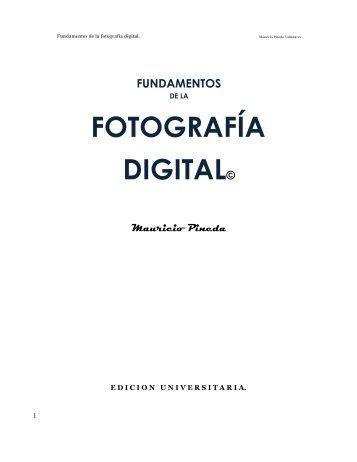 Texto Fotografia Digital