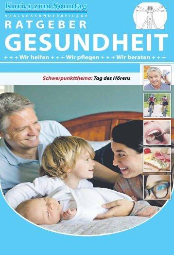 Kurier_Beilagen